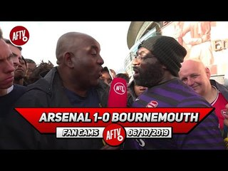 Arsenal 1-0 Bournemouth | The Mesut Ozil Experiment Is Over, Let It Go! (Kenny Ken)