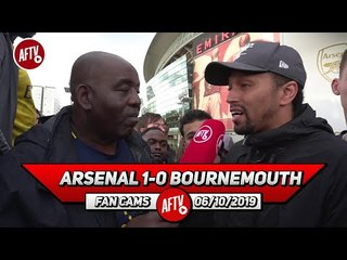 Arsenal 1-0 Bournemouth | Emery Needs Bellerin & Tierney Back! (Curtis)