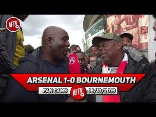 Arsenal 1-0 Bournemouth | Unai Emery Is Too Pragmatic & Ozil Should Be In The Squad (Tippa Irie)