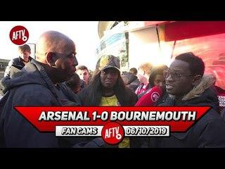 Arsenal 1-0 Bournemouth | It Was A Boring & Flat Performance! (Pippa & Tade)