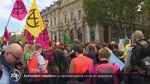 Climat : Extinction Rebellion, le mouvement qui prône la désobéissance civile