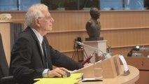 Borrell promete dar más ambición a diplomacia de la UE para ser actor global