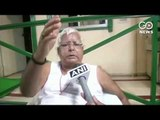 Lalu's Last Stand