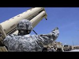 U.S.'s THAAD Missile Defense System Installed in South Korea