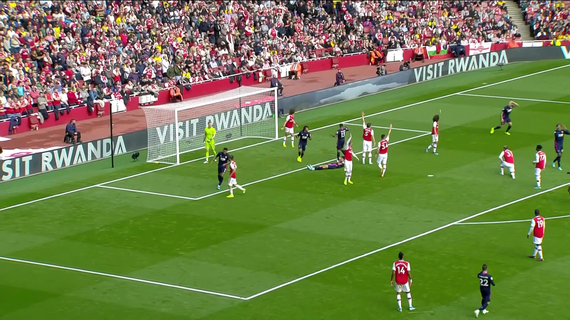 8. Hafta / Arsenal - Bournemouth: 1-0 (Özet)