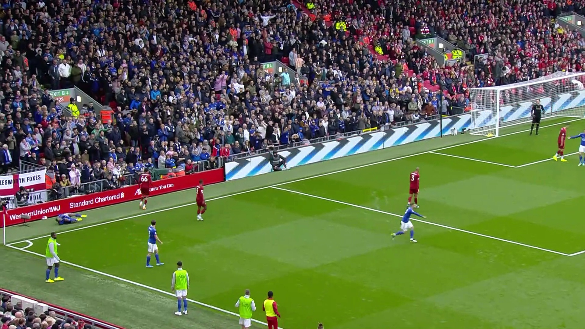 8. Hafta / Liverpool - Leicester City: 2-1 (Özet)