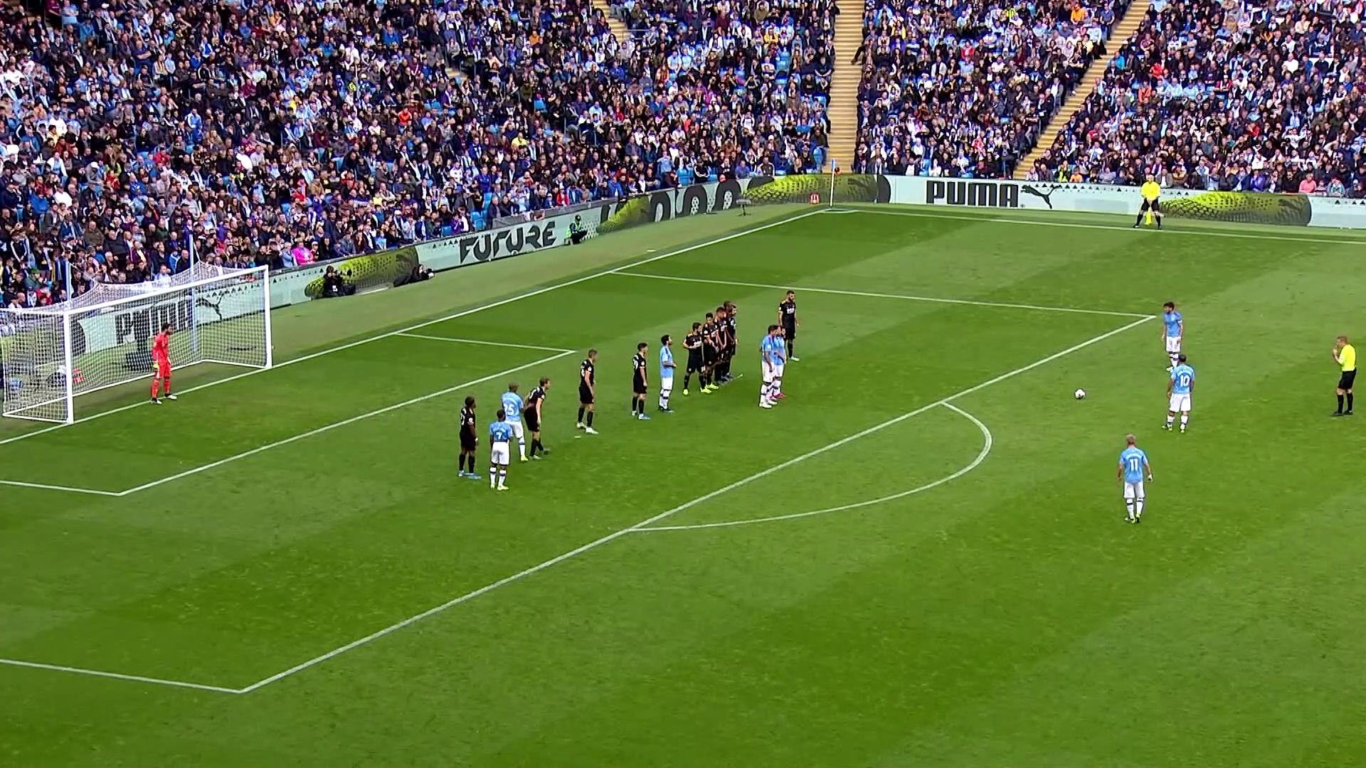 8. Hafta / Manchester City - Wolverhampton: 0-2 (Özet)