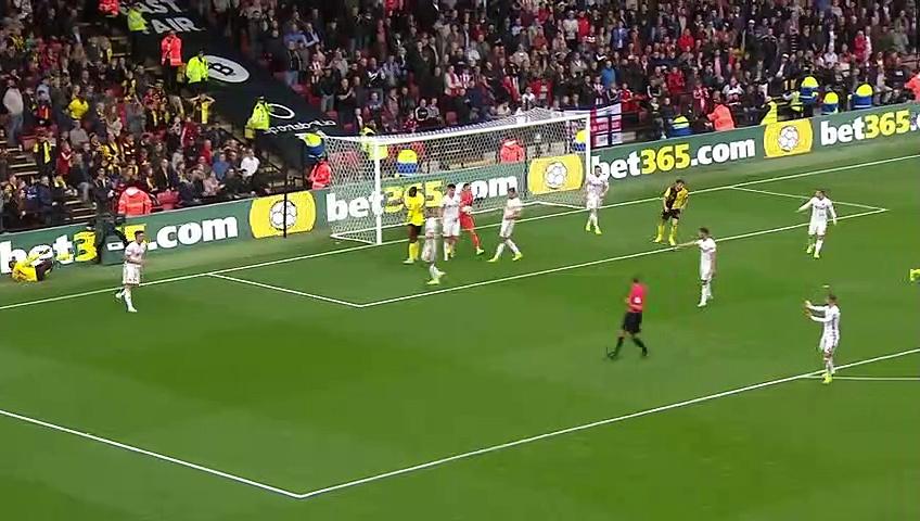 8. Hafta / Watford - Sheffield United: 0-0 (Özet)