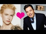 Jimmy Fallon Blew a Chance to DATE Nicole Kidman? | HOLLYWOOD GOSSIP Ep 17