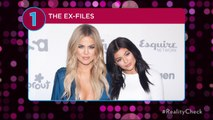 Kylie Jenner and Khloé Kardashian Run Into Their Exes Tyga and Lamar Odom at L.A. Nightclub