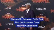 "Samuel L Jackson Comments On ""Cinema """