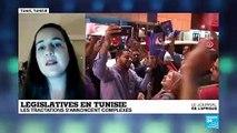 Législatives en Tunisie: les tractations s'annoncent complexes