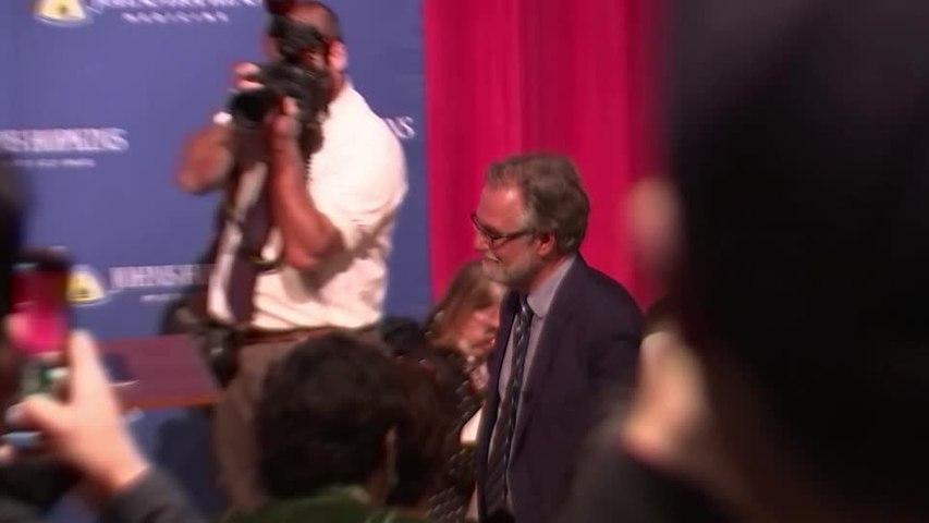 'Shocked and surprised,' Nobel Medicine winners celebrate
