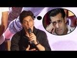 Salman Khan ANGRY on Shahrukh Khan over Anand L Rai Movie | SpotboyE