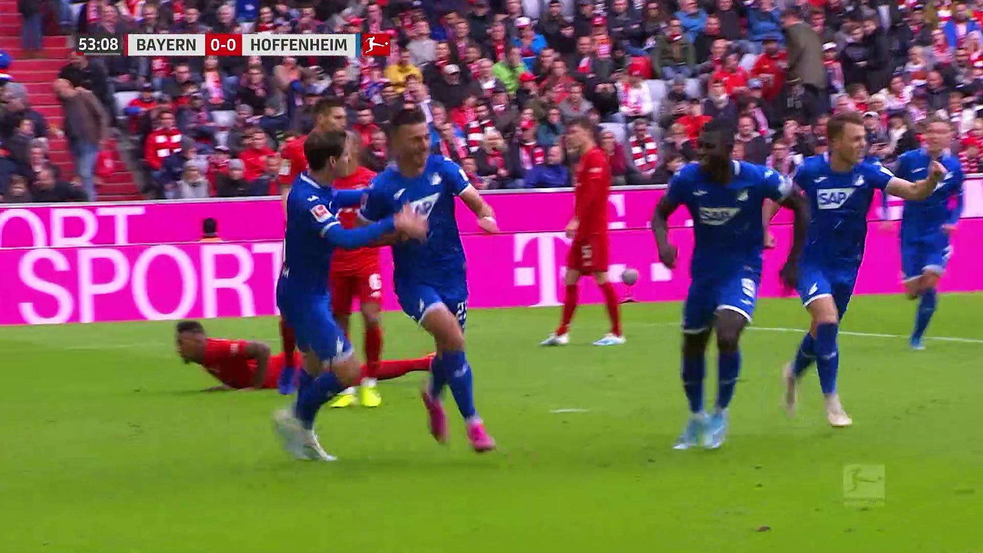 7. Hafta / Bayern Münih - Hoffenheim: 1-2 (Özet)