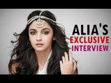 Alia Bhatt's EXCLUSIVE Interview | Orange Is The New Black | Shaandar Movie 2015