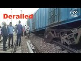 Freight Train Derails