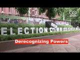 SC: Derecognizing political parties