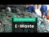 India E-Waste Production Rises