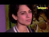 Kangana Ranaut: I don't want to be anyone's DARLING   Saala Khadoos Screening