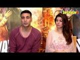 Akshay Kumar & Nimrat Kaur speaks on the success of his film 'AIRLIFT'