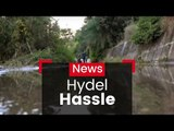 Canal Leakage A Threat To Life