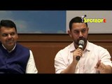 Aamir Khan's Paani Foundation, Satyamev Jayate to solve water crisis | SpotboyE