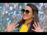 Sonakshi Sinha celebrated International Women's Day by clinching a Guinness World Record