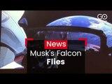 Musk's Falcon Makes History