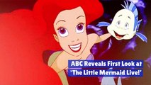 'The Little Mermaid' Gets A Live Show