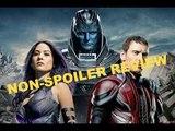 X-MEN: APOCALYPSE Review (Spoiler Free)