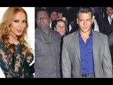 Salman Khans bodyguard SHERA is HIRING a new bodyguard for Iulia ,  SpotboyE