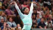 Simone Biles Makes History by Nailing Two Signature Moves — and One Is Now Named After Her