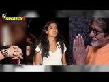 Navya Naveli looks lovely in traditional avatar | Priyanka looks HOT | Social Butterfly | SpotboyE