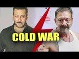 THE COLD WAR CONTINUES: Salman and Sanjay party separately at IIFA