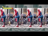 Have scene details of Spiderman: Homecoming already made their way online?