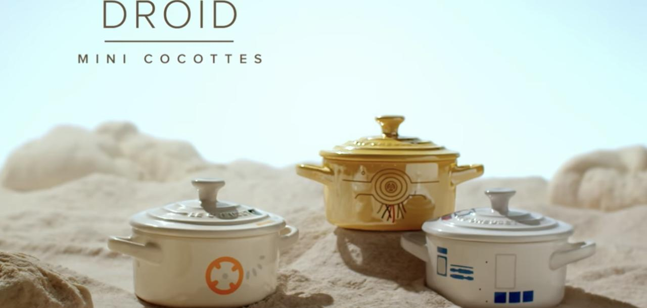 Le Creuset Is Launching a 'Star Wars' Collection, and It's Out of This World