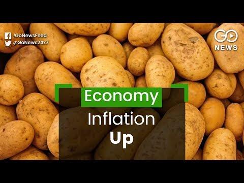 Retail Inflation Rises
