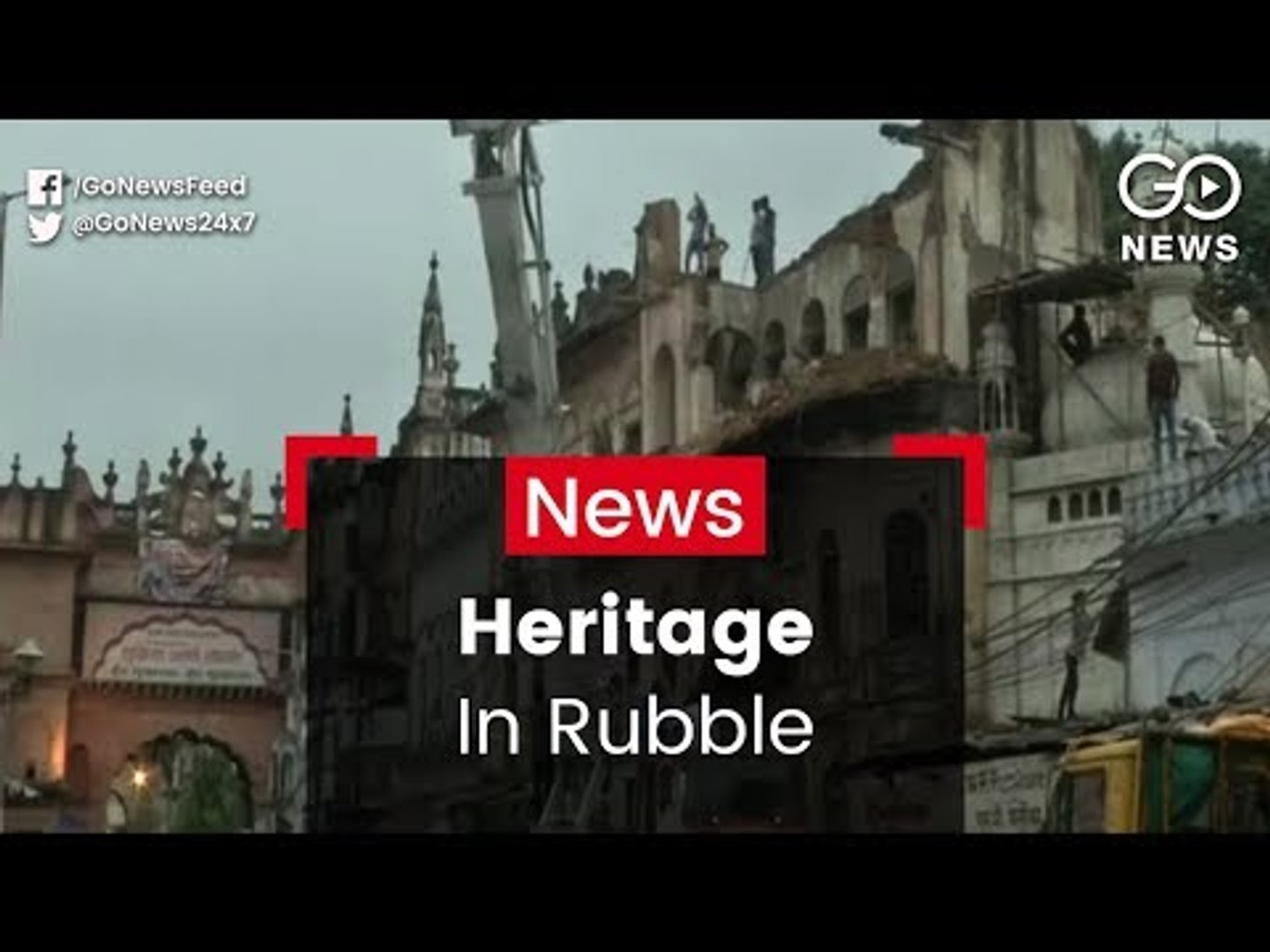 Heritage In Rubble