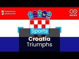 Croatia Triumphs
