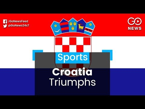 Croatia Triumphs