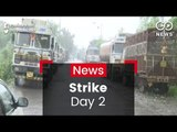 Truckers' Strike Continues