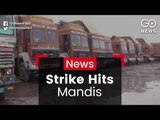 Truckers Strike Continues