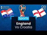 England vs Croatia