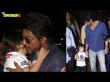 Guess Who Did Shah Rukh Khan Spend Valentine's Day Eve With? | SpotboyE
