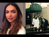 Deepika Padukone makes an Appearance on The Ellen DeGeneres Show | Bollywood News