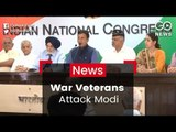 War Veterans Slam PM On OROP