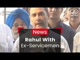 Rahul Flays Centre On OROP