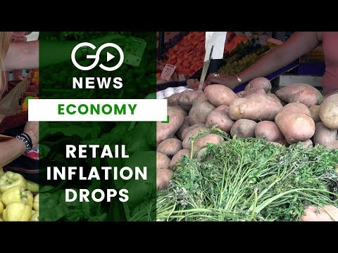 Retail Inflation Drops
