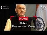 MJ Akbar Defamation Case